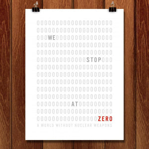 "Demand Zero 3 by Darrell Stevens 18"" by 24"" Print / Unframed Print Demand Zero"