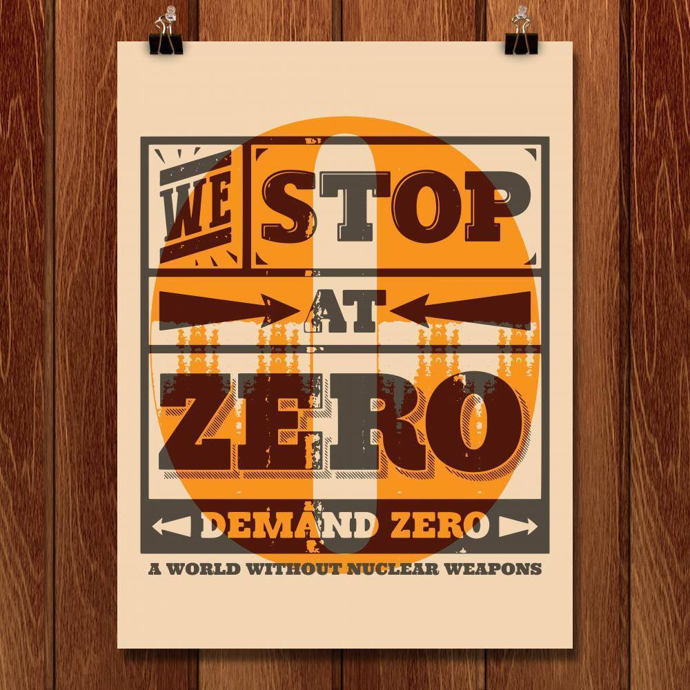 "Demand Zero 3 by Roberlan Borges 18"" by 24"" Print / Unframed Print Demand Zero"