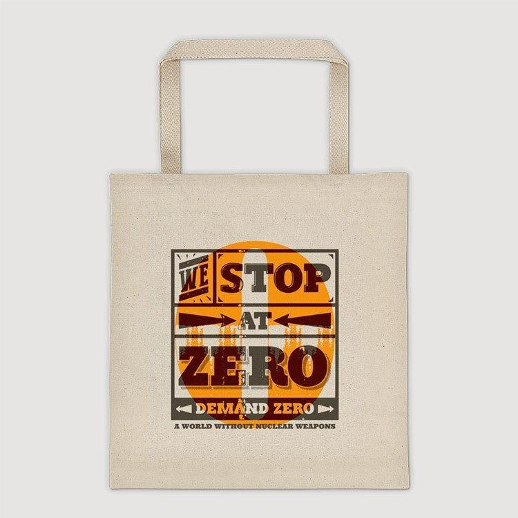 Demand Zero 3 Tote Bag by Roberlan Borges Tote Bag Demand Zero