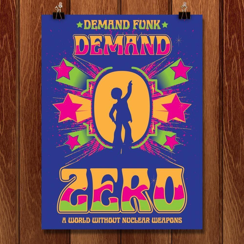 "Demand Zero 4 by Roberlan Borges 18"" by 24"" Print / Unframed Print Demand Zero"
