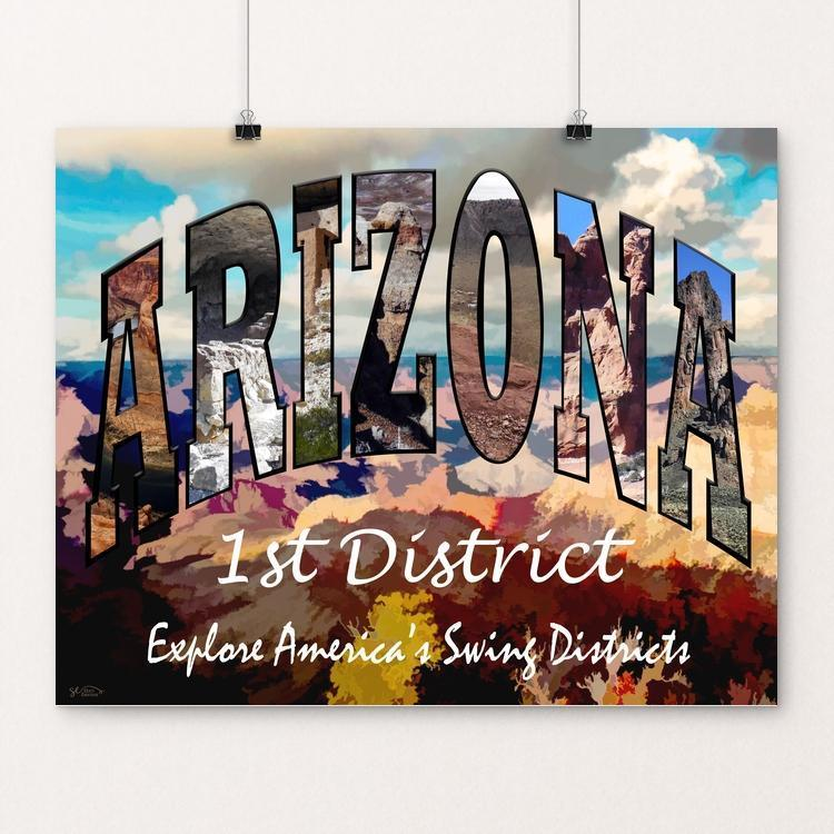 District 1 Arizona by Sheri Emerson