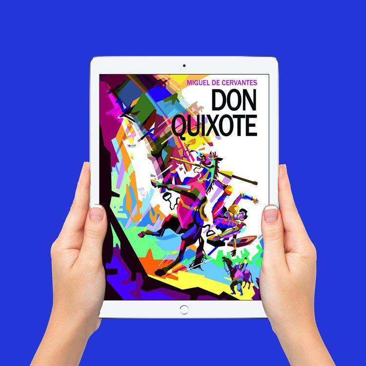 Don Quixote Ebook by Wedha Abdul Rasyid