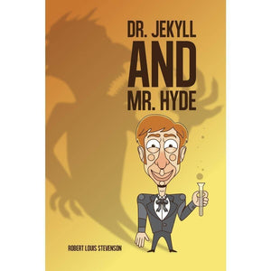 "Dr. Jekyll and Mr. Hyde by Roberlan Borges 12"" by 18"" Print / Unframed Print Recovering the Classics"