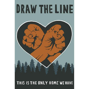 Draw the Line by Nina Montenegro