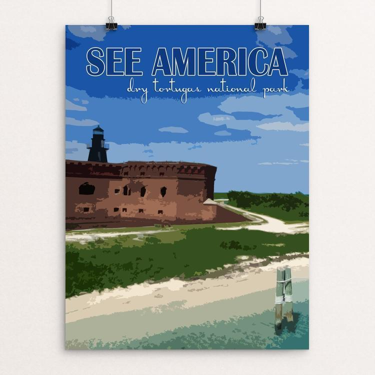 Dry Tortugas National Park by Shannon Carnevale