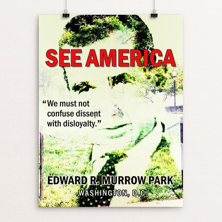 Edward R. Murrow Park by Bee Joy