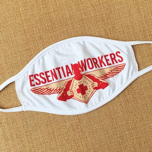Essential Workers Face Mask Variety 5-Pack