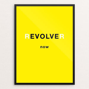 "Evolve by Ann-Christine Pineiro 12"" by 16"" Print / Framed Print The Gun Show"