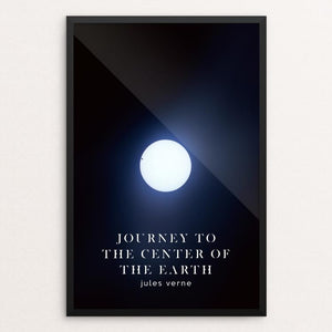 Journey to the Center of the Earth by Nick Fairbank - Print - Recovering the Classics - Creative Action Network