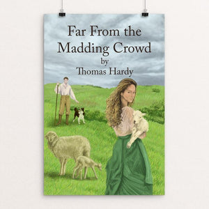Far from the Madding Crowd by Lyla Paakkanen