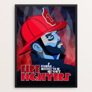 Firefighters by Trevor Messersmith