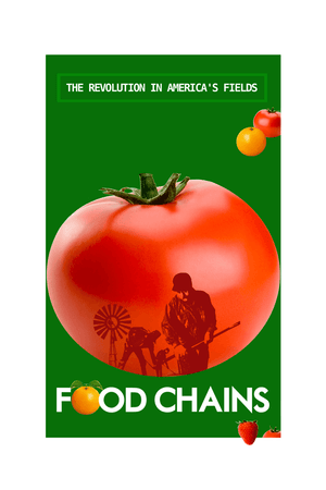 "Food Chains by Bob Rubin 12"" by 18"" Print / Unframed Print Food Chains"