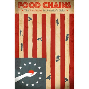 "Food Chains by Philip Vetter 12"" by 18"" Print / Unframed Print Food Chains"