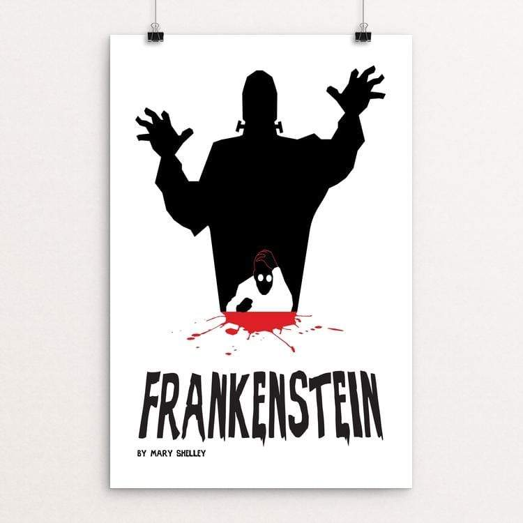 Frankenstein by Brett Annis