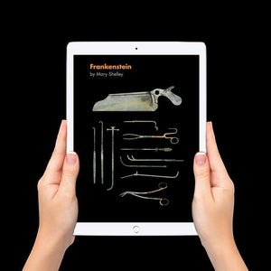 Frankenstein Ebook by Luis Prado