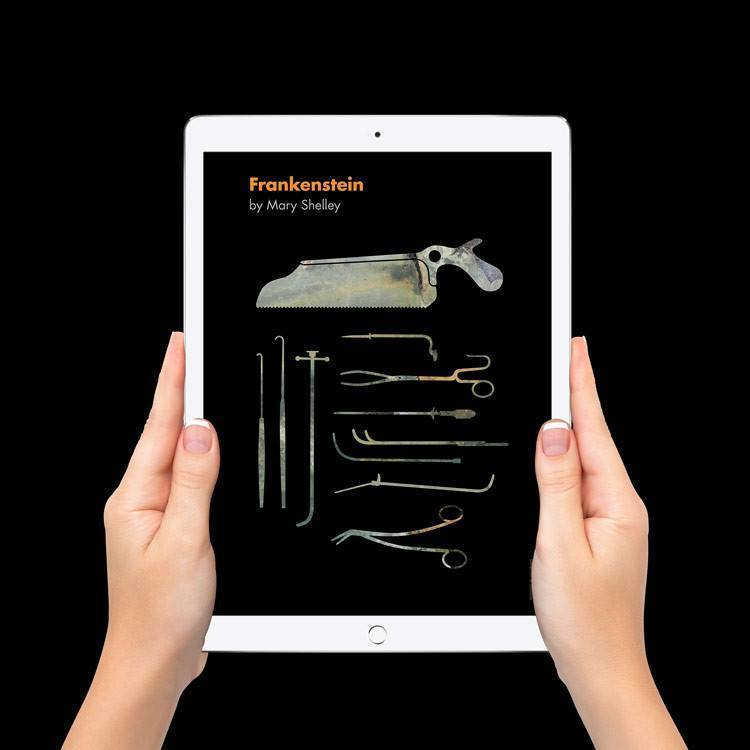 Frankenstein Ebook by Luis Prado Ebook (epub) Ebook Recovering the Classics