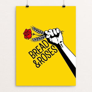 Give us Bread. Give us Roses. by Rebecca Scambler
