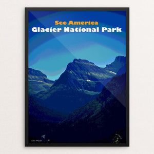 Glacier National Park by Colin Wheeler