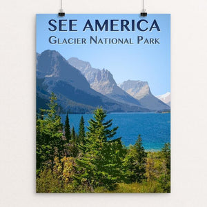Glacier National Park by Zack Frank