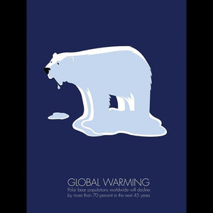 Global Warming by Vanessa Brown