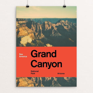 Grand Canyon National Park 2 by Brandon Kish