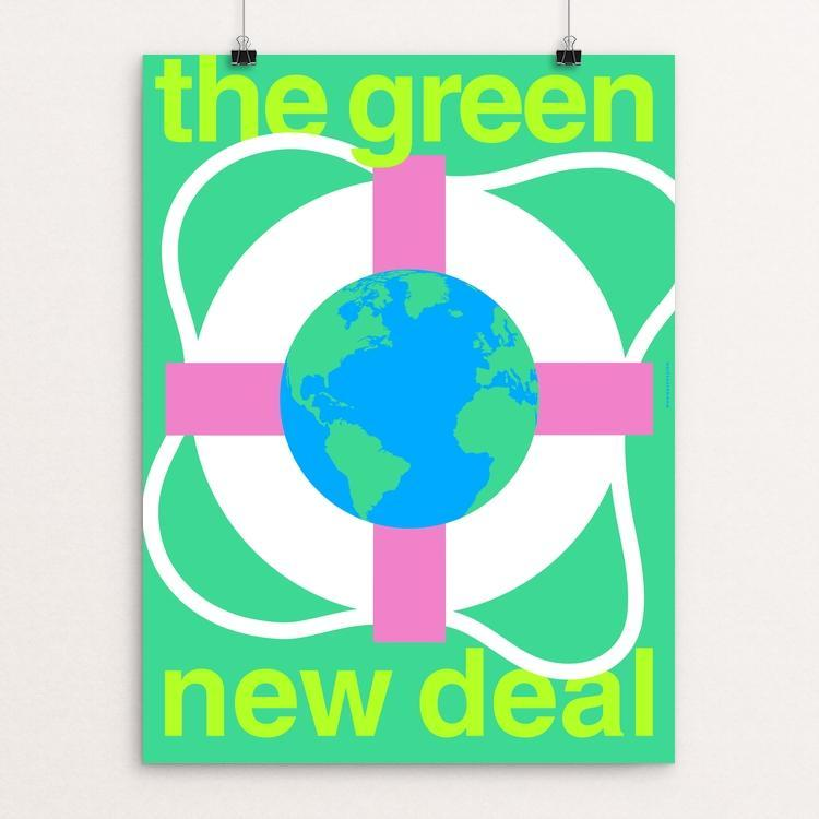 Green New Deal by Steve Wammack