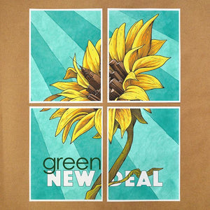 Green New Deal Print-at-Home Protest Posters 1 PDF Document Print-at-Home Protest Posters Green New Deal