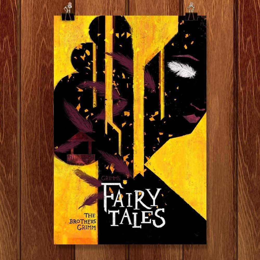 Grimm's Fairy Tales by Carly Draws