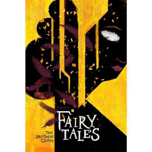 "Grimm's Fairy Tales by Carly Draws 12"" by 18"" Print / Unframed Print Recovering the Classics"