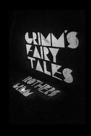 "Grimm's Fairy Tales by Coral Nafziger 12"" by 18"" Print / Unframed Print Recovering the Classics"