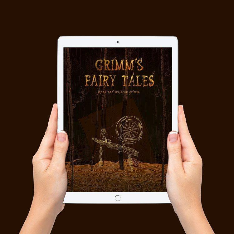 Grimm's Fairy Tales Ebook by Alyssa Winans