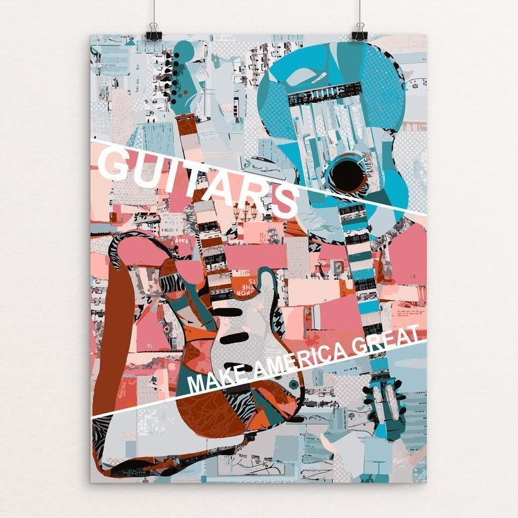 Guitars by Holly Savas