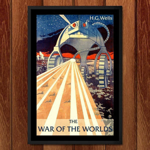 H.G. Wells's The War of the Worlds by Erik Heldfond