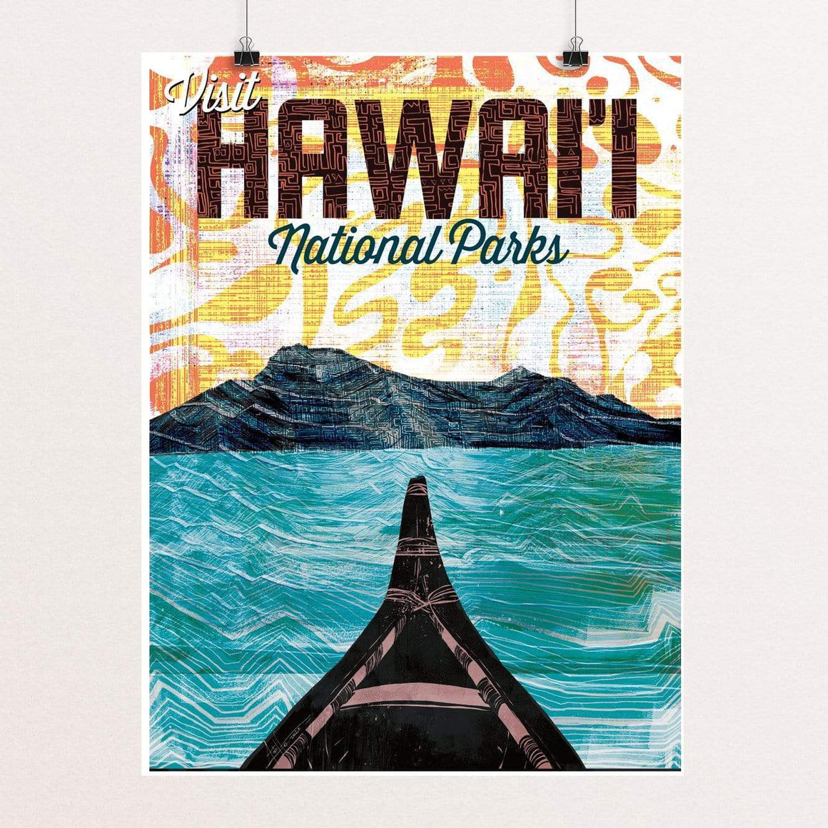 Hawaii National Parks by Adolfo Valle