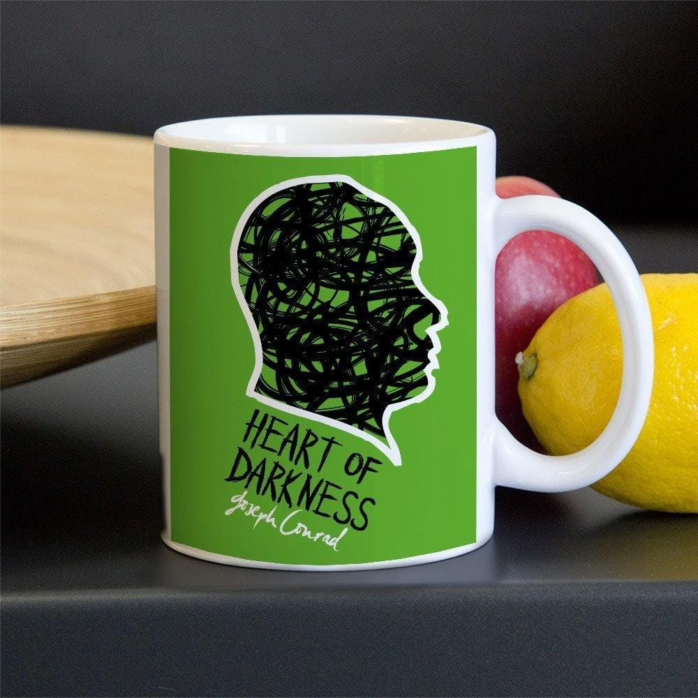 Heart of Darkness Mug by Louise Norman