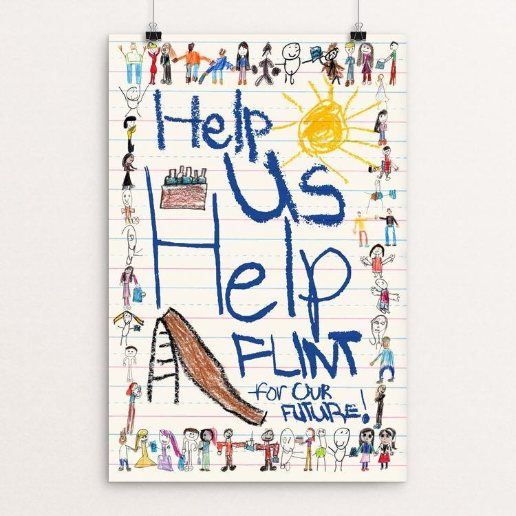 Help Us Help Flint by Mark Forton