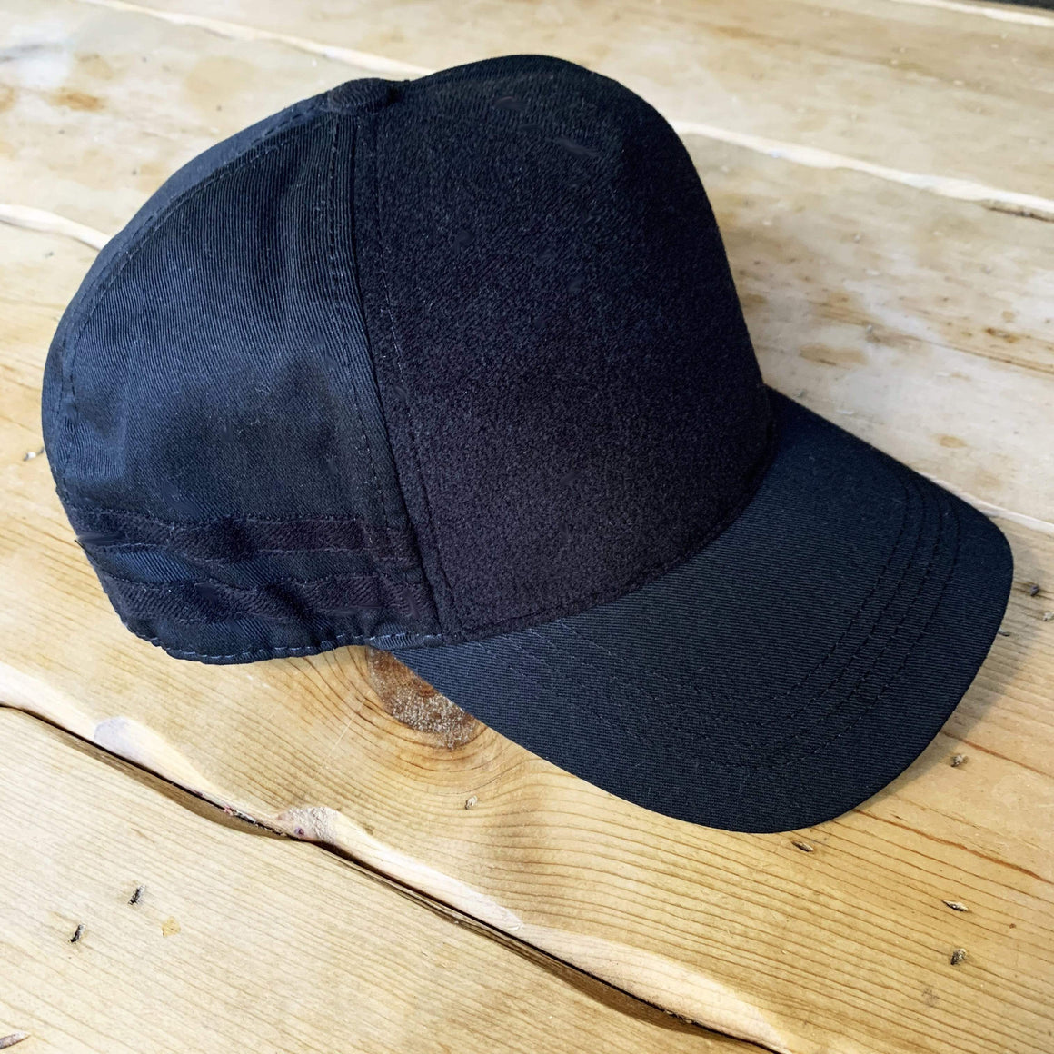 Interchangeable Velcro Patch Hat by Canopy Hat Vote!