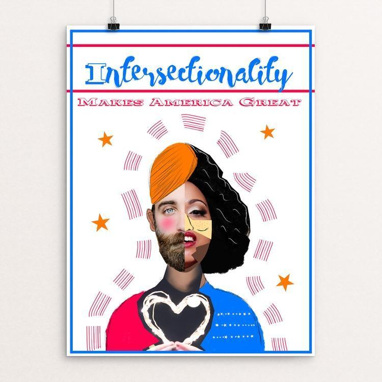 Intersectionality by Ashley Slade