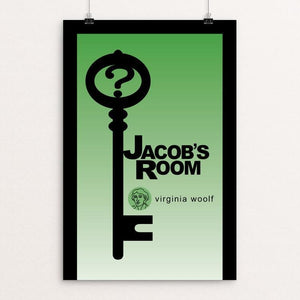 "Jacob's Room by Robert Wallman 12"" by 18"" Print / Unframed Print Recovering the Classics"