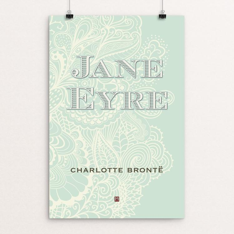 Jane Eyre #1 by Ed Gaither