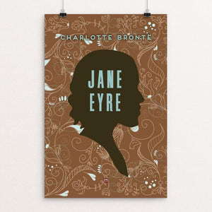 "Jane Eyre #6 by Ed Gaither 12"" by 18"" Print / Unframed Print Recovering the Classics"