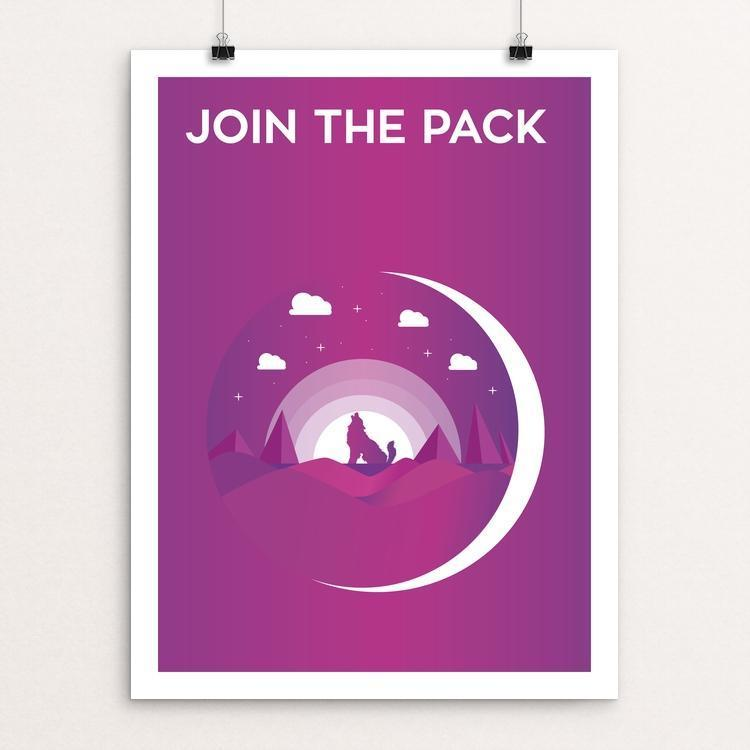 Join the Pack by Oussama Zouaimia