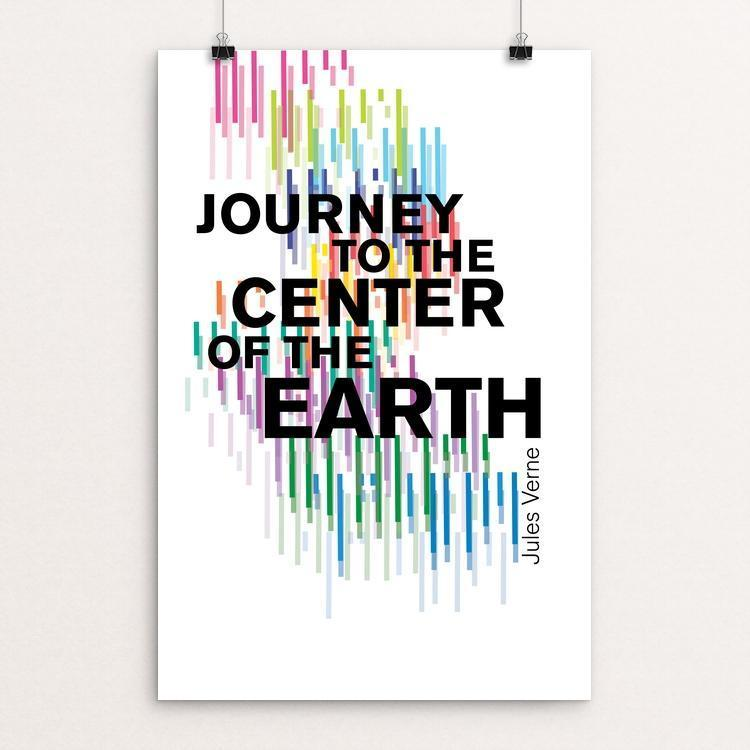Journey to the Center of the Earth by Michelle Martinez