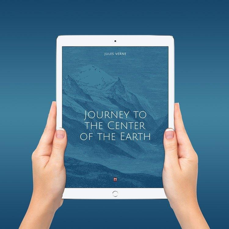Journey to the Center of the Earth Ebook by Ed Gaither