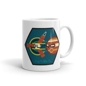 Juno Mug by Ben Farrow 11oz Mug Space Horizons