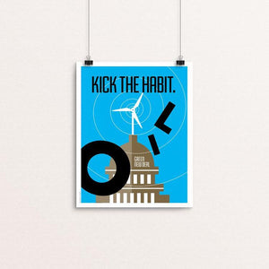 Kick the Habit. by Luis Prado | Creative Action Network