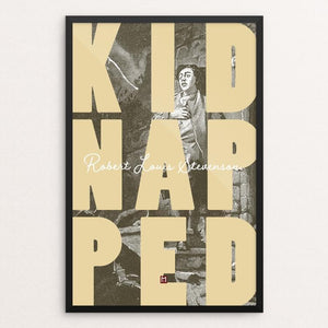 "Kidnapped by Ed Gaither 12"" by 18"" Print / Framed Print Recovering the Classics"
