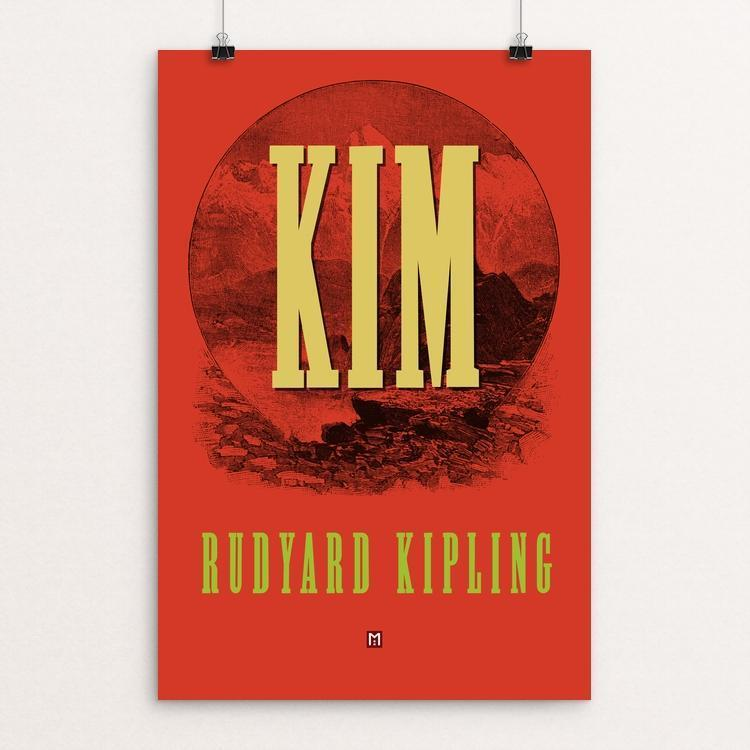 "Kim by Ed Gaither 12"" by 18"" Print / Unframed Print Recovering the Classics"