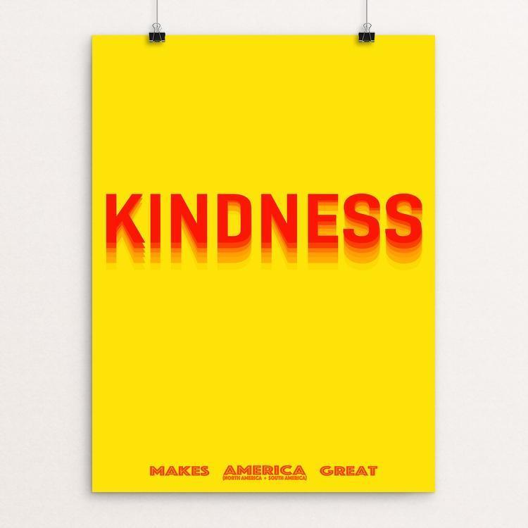 Kindness by Atabey Sanchez-Haiman