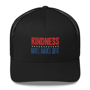 Kindness Hat by Roberlan Paresqui